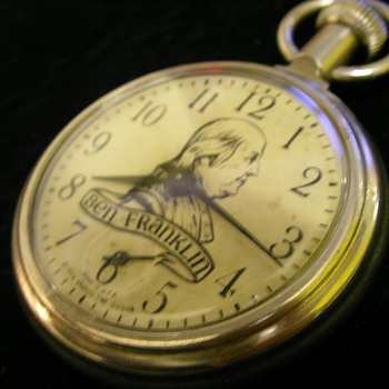 United States Bicentennial 1776-1976 Pocket Watch - Pocket Watches