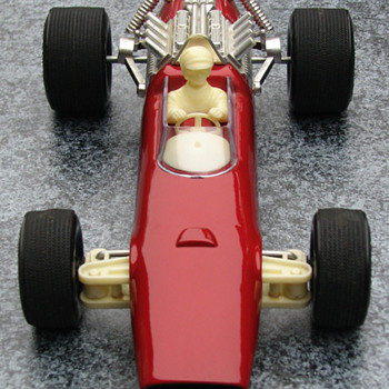 Bandai Kingsize Formula Racer - Model Cars