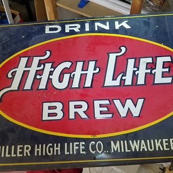 High life brew - Breweriana