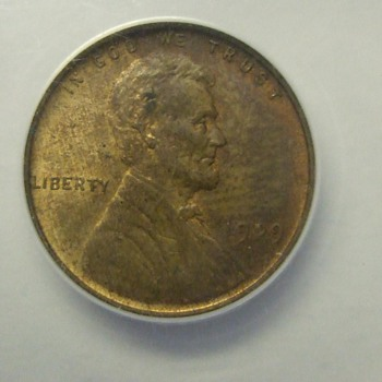 1909 MS-62 RB VDB Penny.