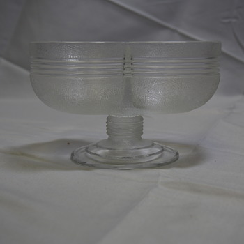 1800s condiment holder? - Glassware