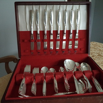 SilverPlate Sets - a great buy!