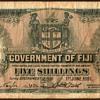 Fiji - (5) Shillings Bank Note