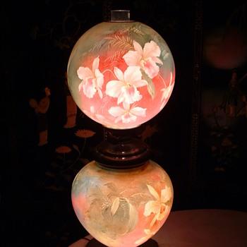 WH Morley Hurrican Lamp