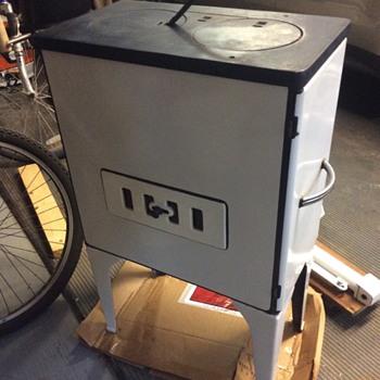 Anybody have info on this Washington stove works trash burner - Kitchen