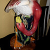 Tall Flamingo Lamp
