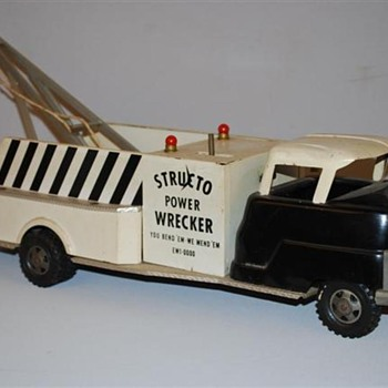 antique toys - Model Cars