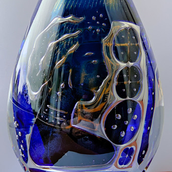 Classic Orrefors Ariel - Art Glass