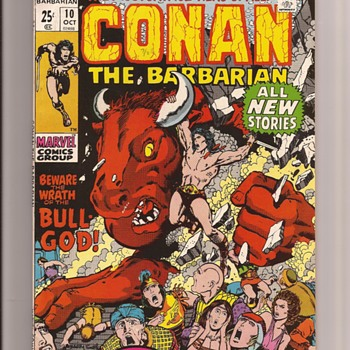 Conan by BWS - Comic Books