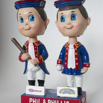 Philadelphia Phil and Phillis!