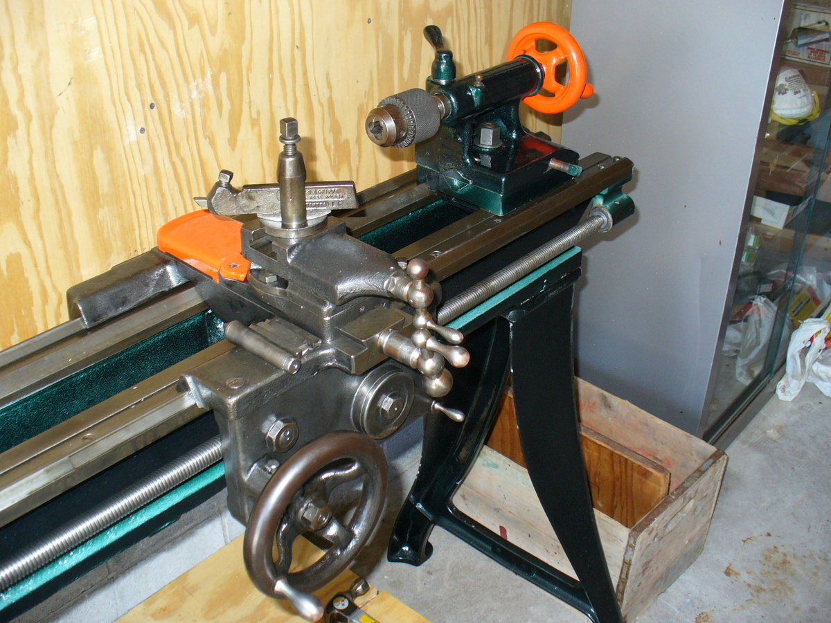 1920 South bend metal lathe | Collectors Weekly