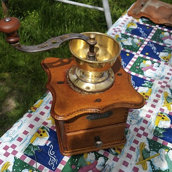 Old German coffee grinder - Kitchen