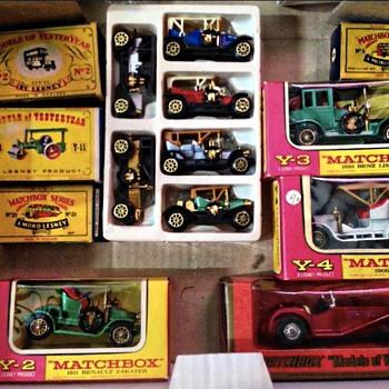 MATCHBOX TOYS - Model Cars
