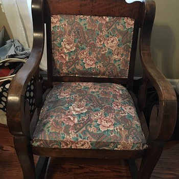 Great Grandma's Tennessee Rocking Chair - Furniture