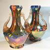 Kralik/Steinwald Glass Vases