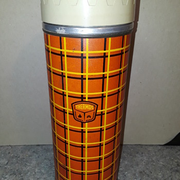 old THERMOS insulated travel bottle - Kitchen