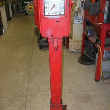 ECO tire meter restoration - Petroliana