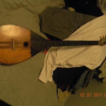 My Grandfathers Tamburica - Music Memorabilia