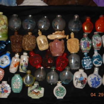 Oriental Snuff Variety