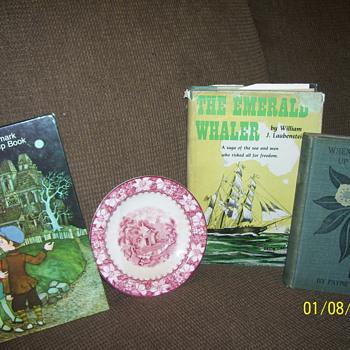 the emerald whaler 1960 - Books