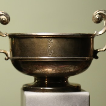 Sterling Silver by Shreve & Co. - Sugar Bowl and Creamer - Silver