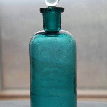 Teal Bottle ID Please - Bottles