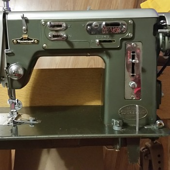 Older Sewing machine