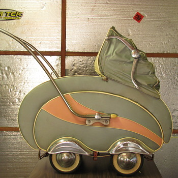 50's Baby Buggy