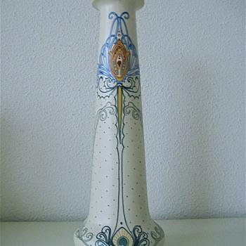 Arnhem Faience pottery - Art Nouveau