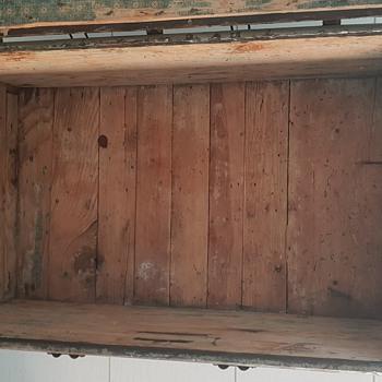 Storage box.  - Furniture