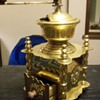 Solid Brass Coffee Grinder