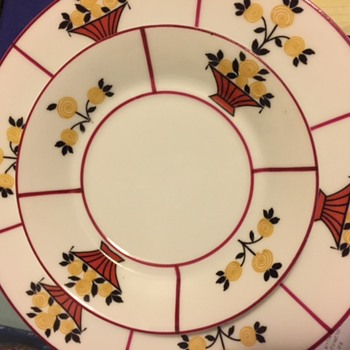 Union T Czech China  - China and Dinnerware