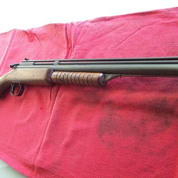 My Ben Franklin Air Rifle