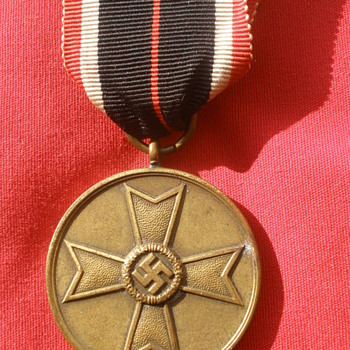 War Merit Medal, German WWII - Military and Wartime
