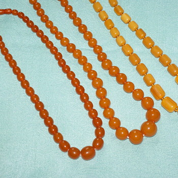 Vintage Necklaces: One New Addition - Costume Jewelry