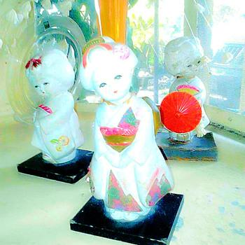 JAPANESE DOLLS - Dolls