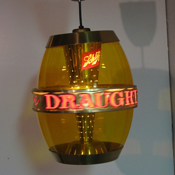 Shlitz rotating bar light