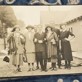 Charlie Chaplin photo. - Photographs