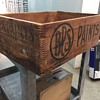 BPS Paint Fingerjoint Crate