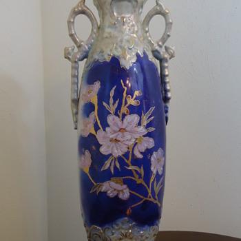 Staffordshire Vase  - Pottery