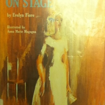 """""""Ginny Harris on Stage"""" by Evelyn Fiore - Books"""