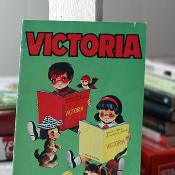 Victoria Libro Primero de Lectura y Escritura - Books