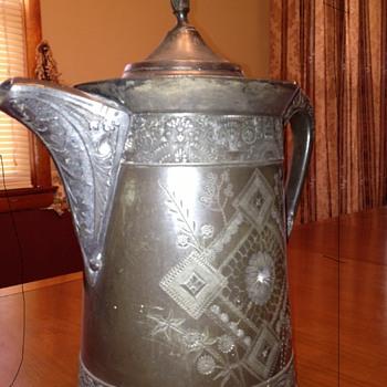 Coffee or Tea Pot - Kitchen