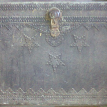 Military alloy trunk
