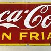 Enamel Sign from Cuba