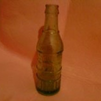 Gary IN. coca cola bottle I found at a 2nd hand store when I was 12 - Coca-Cola