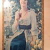 1920s Cardboard Coca Cola