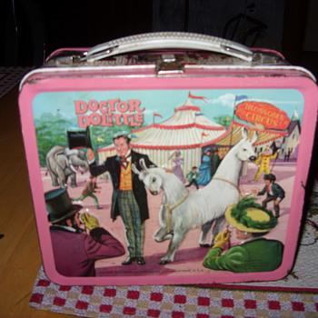 doctor dolittle lunch box - Kitchen