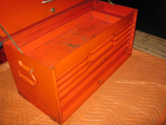 1960 Snap On Kr58b Collectors Weekly