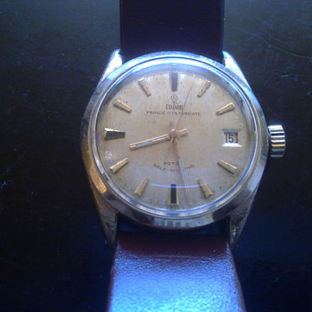 tudor rolex oyster prince - Wristwatches